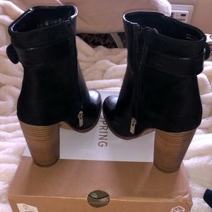 Call It Spring Hoawet High Ankle Boots